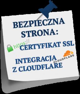 Bezpieczeństwo SSL i ochrona przed DDOS